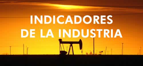 Indicadores de la Industria