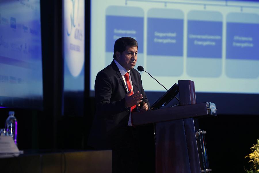 CONGRESO ENERGÉTICO CONTARÁ CON LA PRESENCIA DE AUTORIDADES NACIONALES