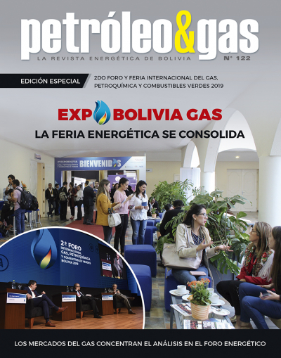 Revista Petróleo & Gas No. 122
