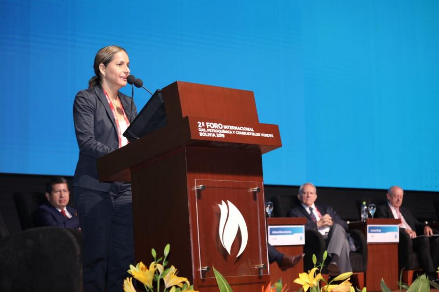 Presidente de la CBHE inaugura la Semana de los Hidrocarburos