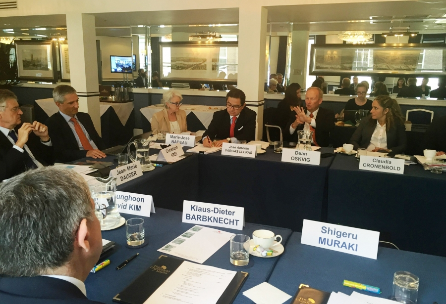 Bolivia participó en Londres de Reunión del Comité Permanente del Consejo Mundial de Energía