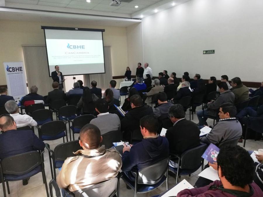 CONFERENCIA SOBRE TIGHT GAS ANALIZA POTENCIAL BOLIVIANO