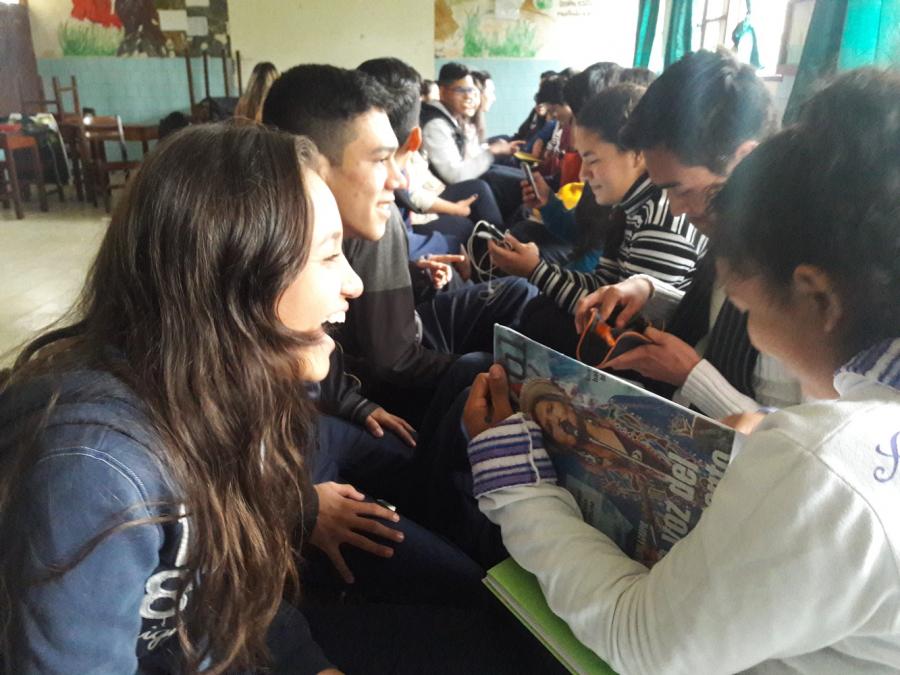 """PROGRAMA JÓVENES """"SERGIO ANDRÉS"""" DE FUNDESOC, RECIBE RECONOCIMIENTO DE LA ONU Y ES PRESENTADO EN COLOMBIA"""