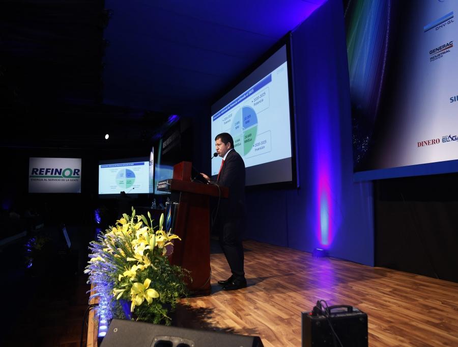 Ministro de Hidrocarburos clausuró IX Congreso Internacional de Gas & Energía