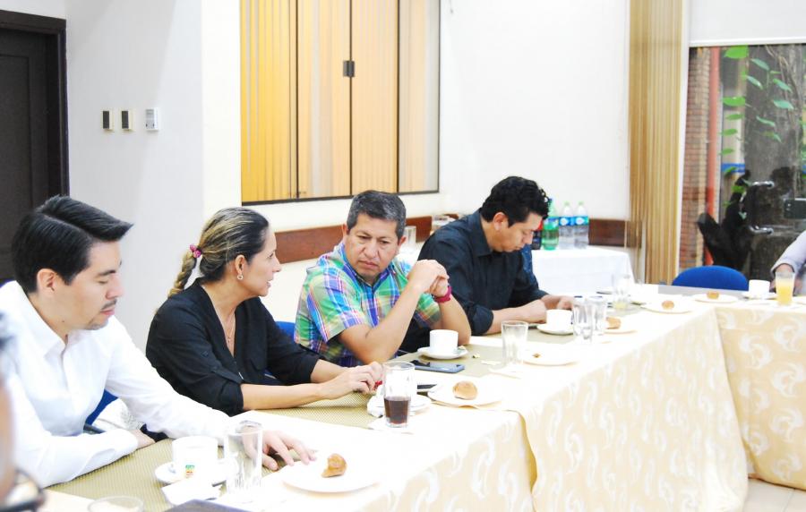 ENCUENTRO DE COORDINACIÓN INSTITUCIONAL MH, YPFB Y CBHE