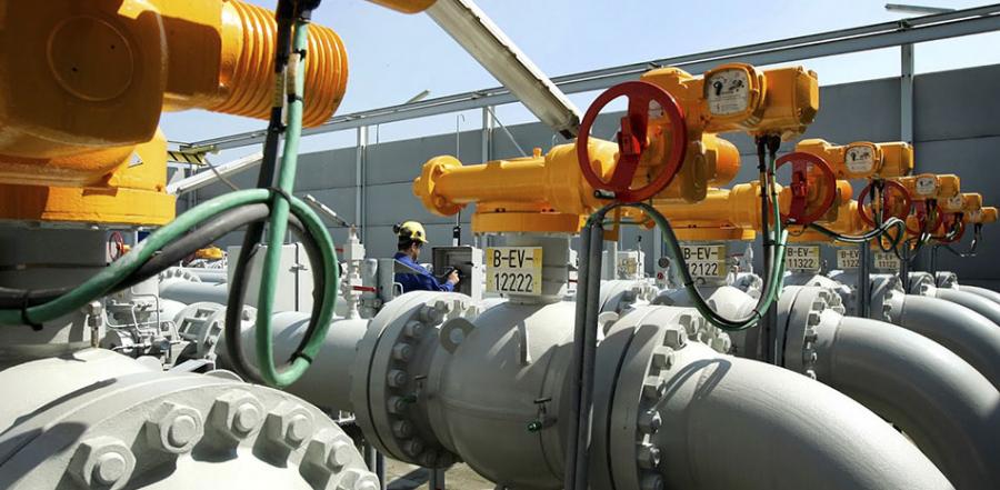La producción de gas natural en 2019 fue la más baja desde 2011