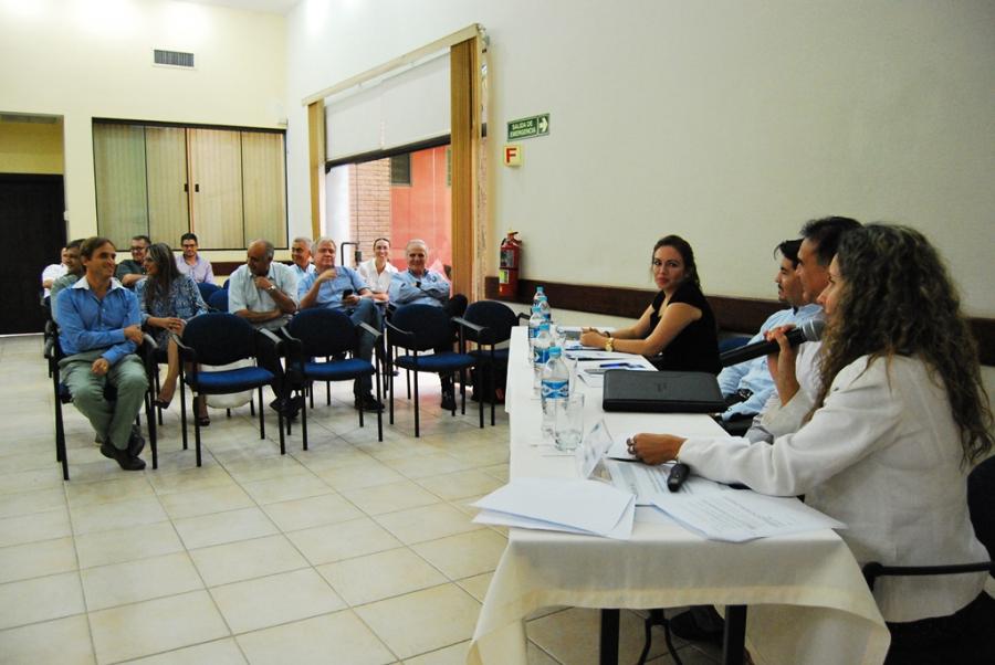 Se realizó Asamblea Anual de la CBHE