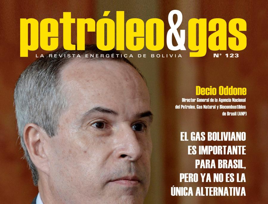 YA ESTÁ DISPONIBLE PETRÓLEO&GAS #123