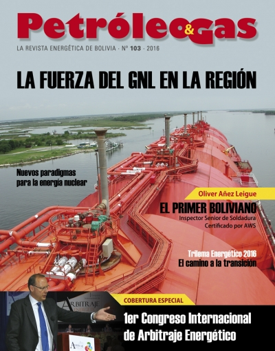Revista Petróleo & Gas No. 103