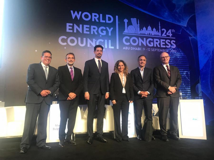 INNOVACIÓN Y EMPRENDIMIENTO ENERGÉTICO MARCARON  TENDENCIA EN EL 24º CONGRESO MUNDIAL DE ENERGÍA