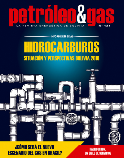 Revista Petróleo & Gas No. 121
